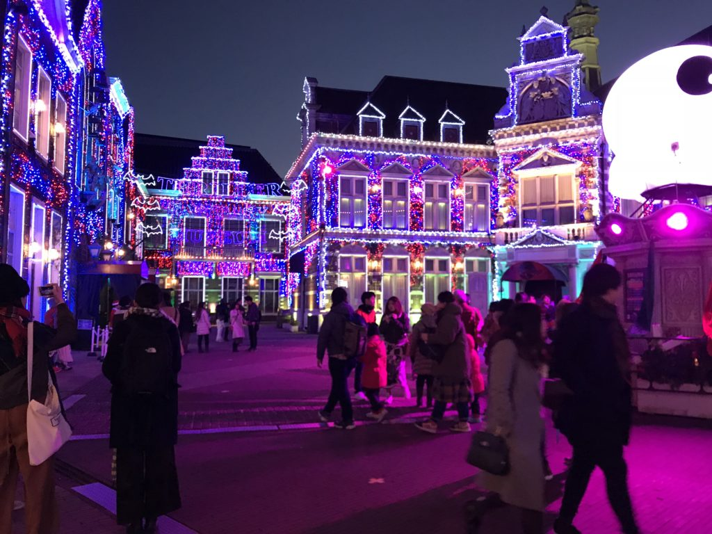 Christmas at Huis Ten Bosch
